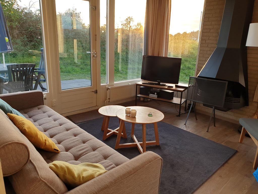 Een fijne woonkamer landal-sluftervallei-texel-2