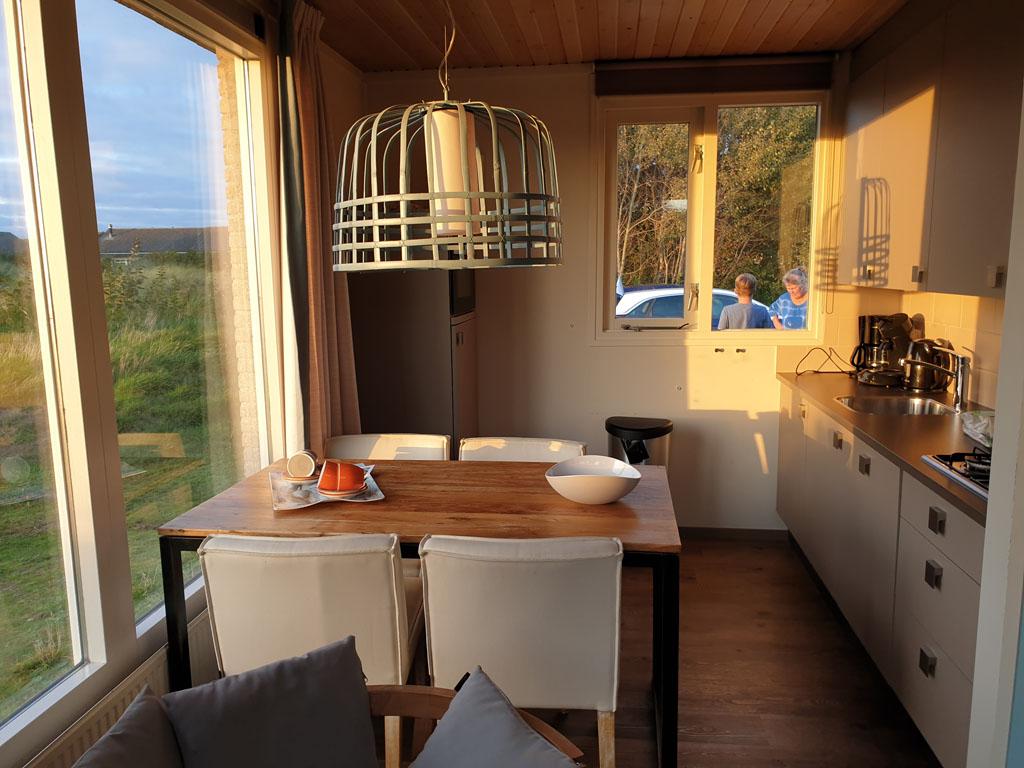 De keuken is van alle gemakken voorzien landal-sluftervallei-texel-3