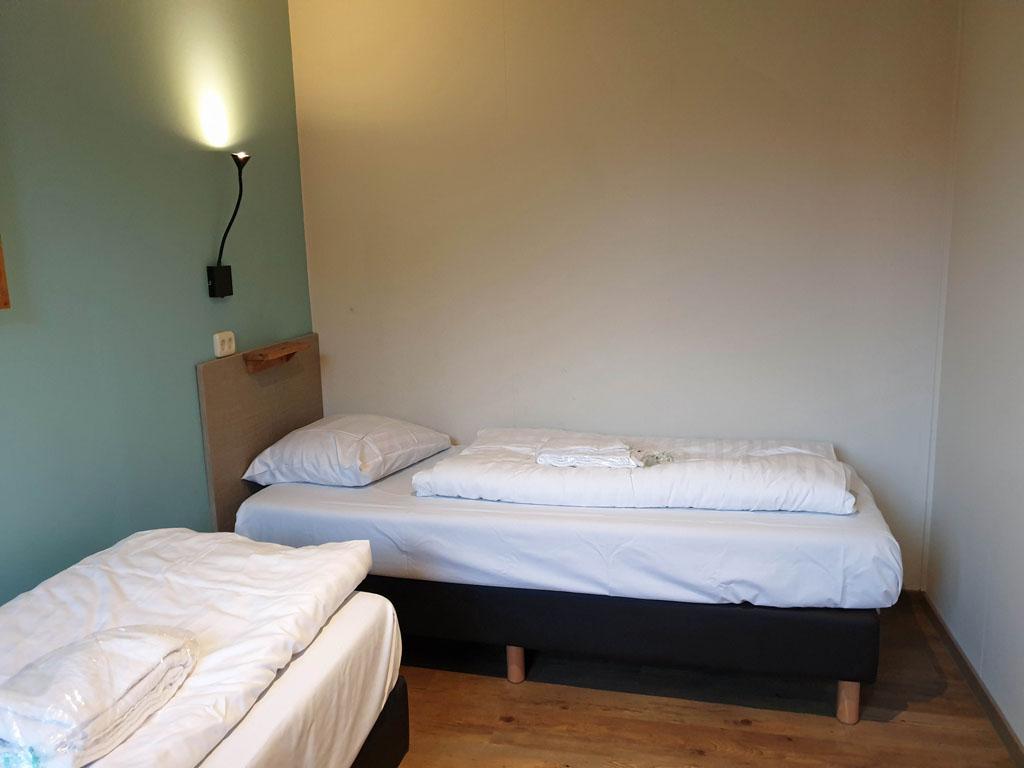 De slaapkamer van de jongens landal-sluftervallei-texel-5