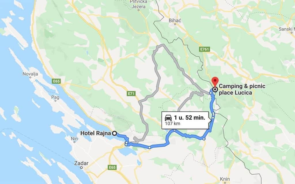 Avontuurlijke reis naar Kroatië en Bosnië.