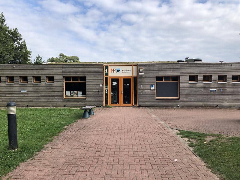 Het Biesboschcentrum van Dordrecht