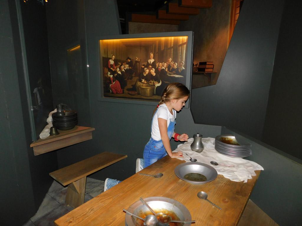 In dit bijzondere kleine museum is er veel te ontdekken voor kinderen