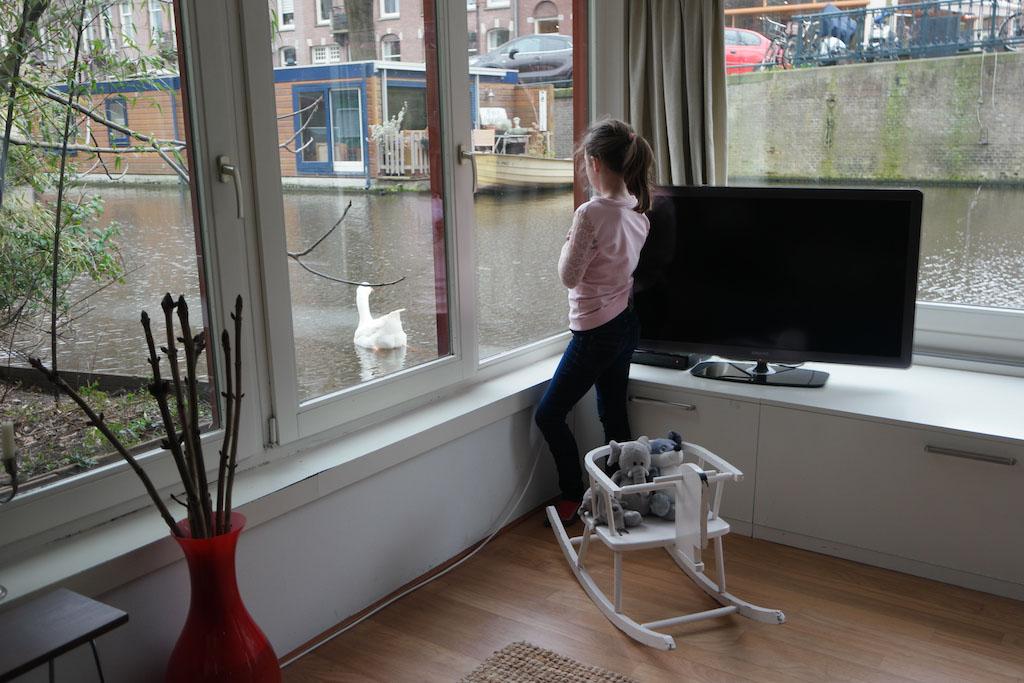 Overnachten op een woonboot? Het kan in Amsterdam!