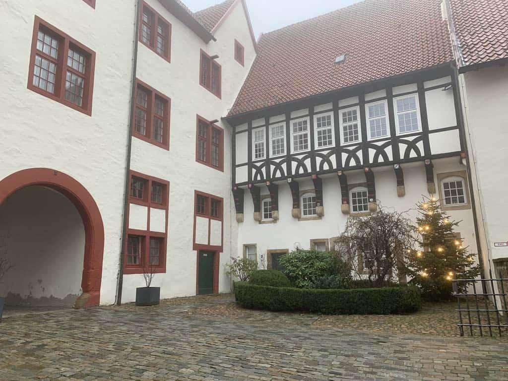 Schloss Bad Iburg.