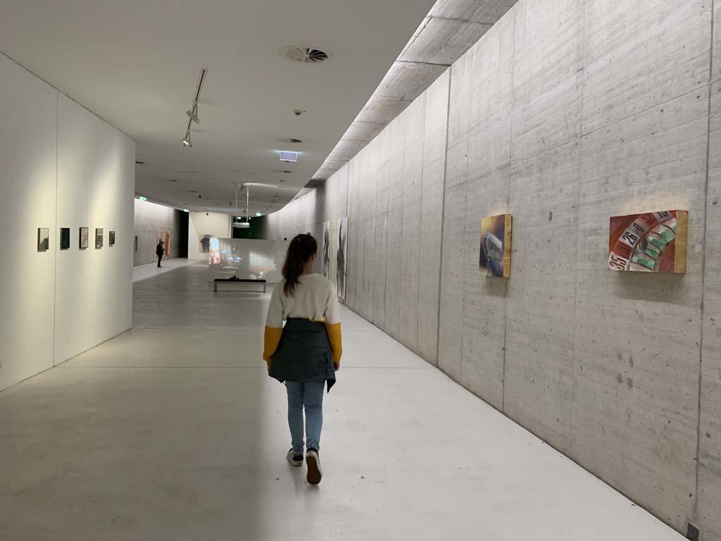 KIT, Kunst im Tunnel. Een bijzondere plek voor een museum.