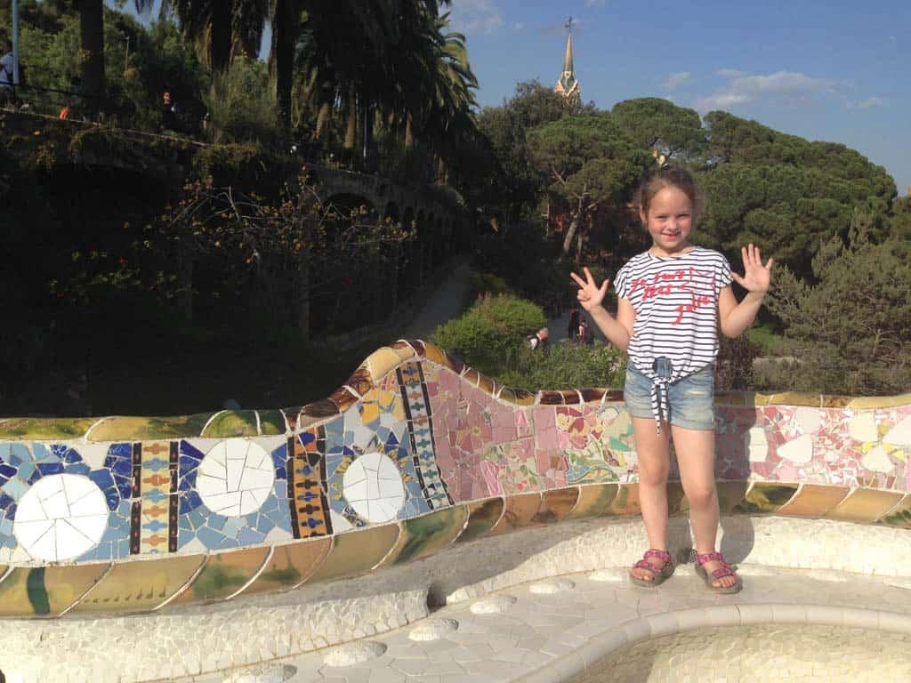 Gaudi valt in de smaak bij onze kinderen.