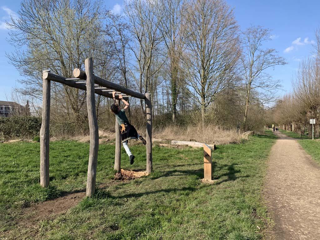 Beweegroute Geulpark Valkenburg