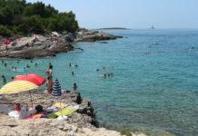Kroatië heeft heel veel mooie strandjes.