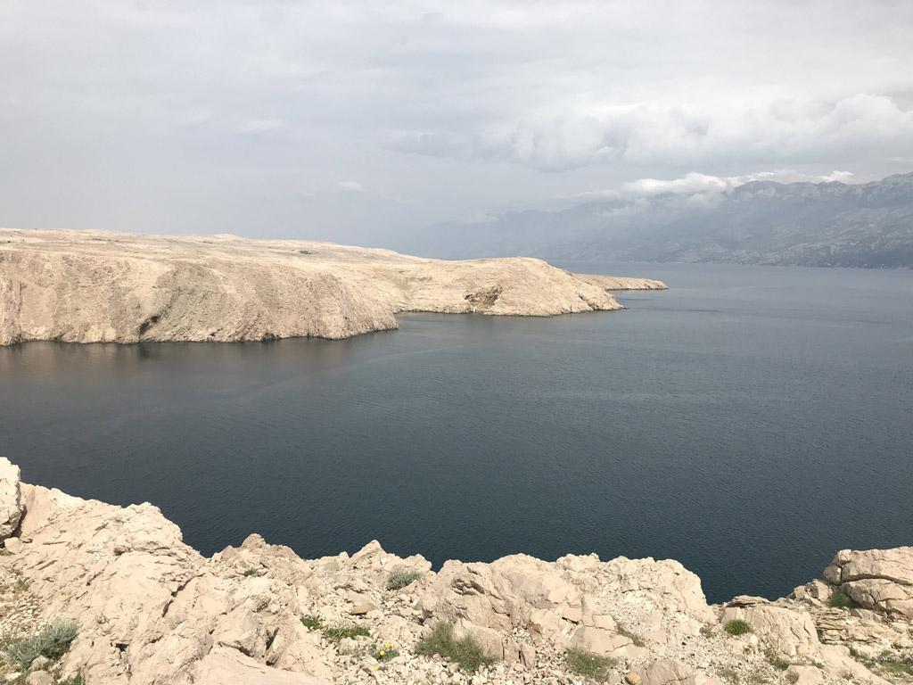 Kroatië zomervakantie Pag