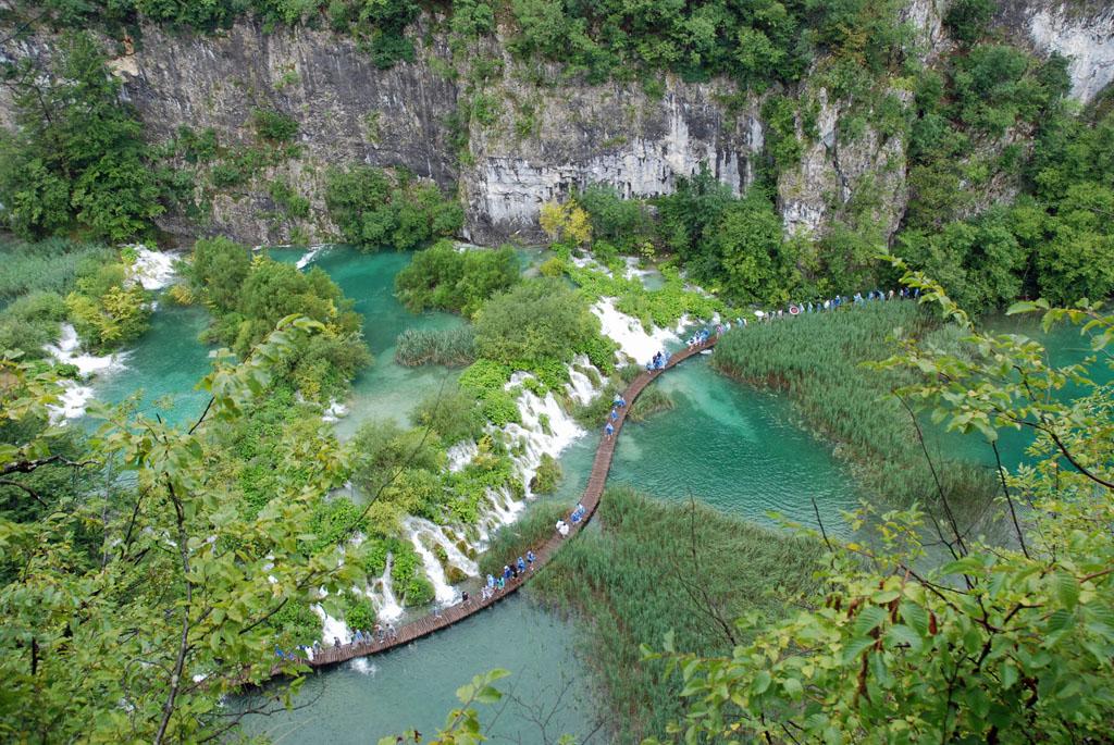 Met als groene parel en toeristische trekpleister de Plitvice Meren kvarner-eiland-17