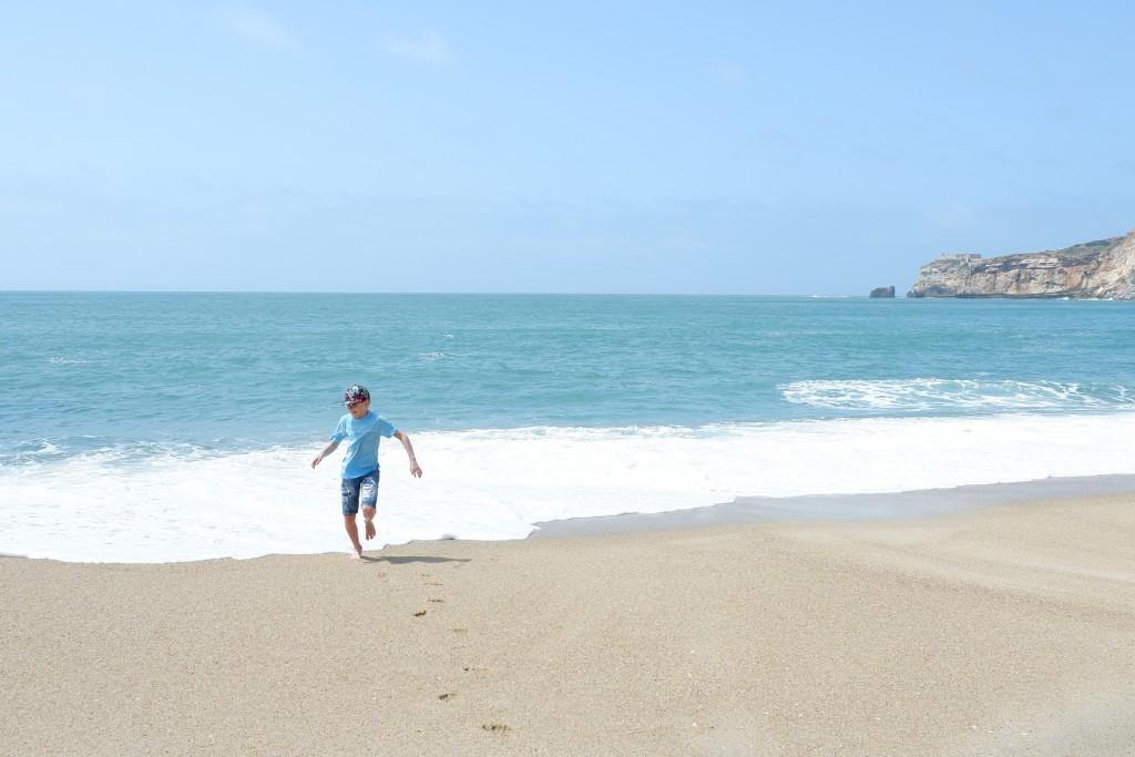 De Portugese stranden zijn ook weer te bezoeken, maar houd afstand!