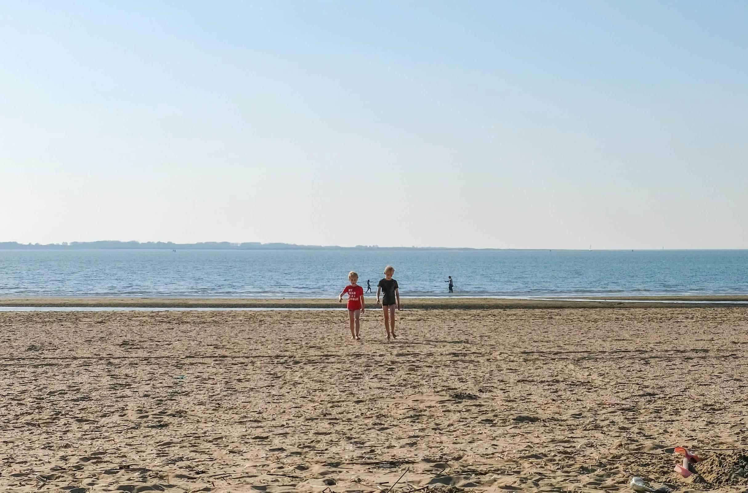 Uitjes bij hitte nummer 1 in Nederland: het strand!