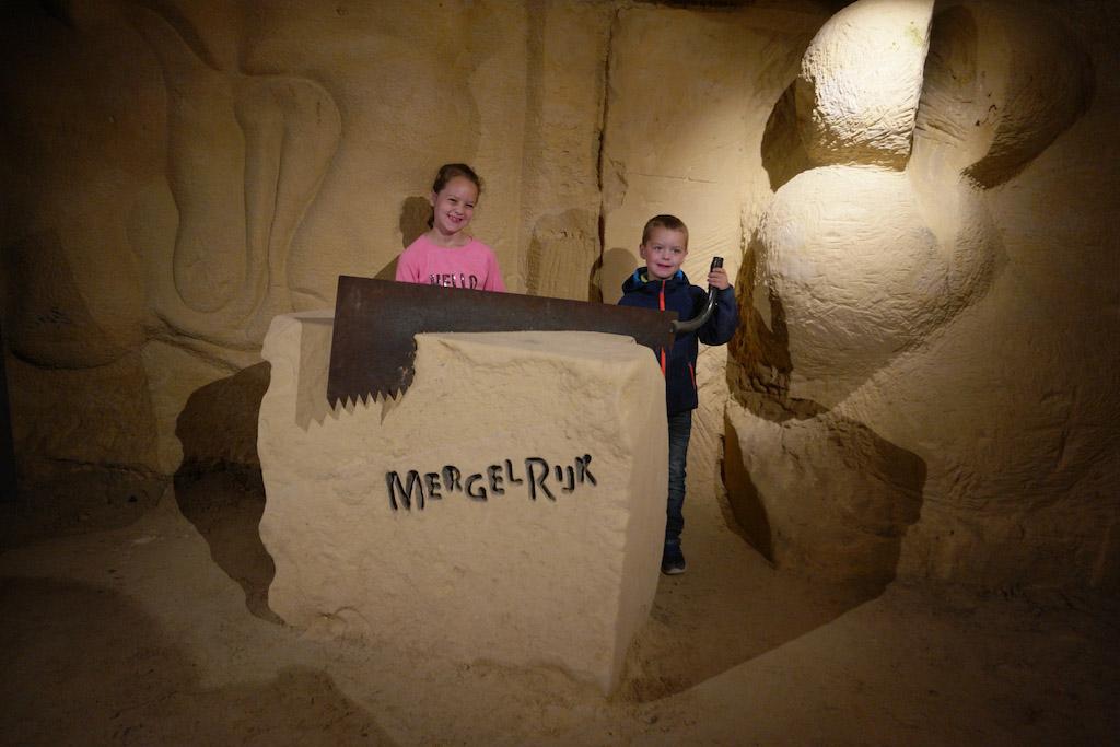 Grotten tussen de uitjes tijdens hitte? Ja, want hier is het heerlijk koel!