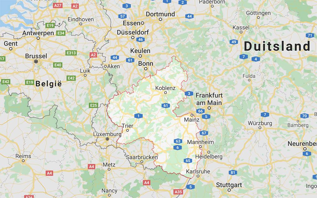 Rijnland-Palts leent zich ook goed voor een korte zomervakantie in Duitsland. Op een klein oppervlak is veel te doen.