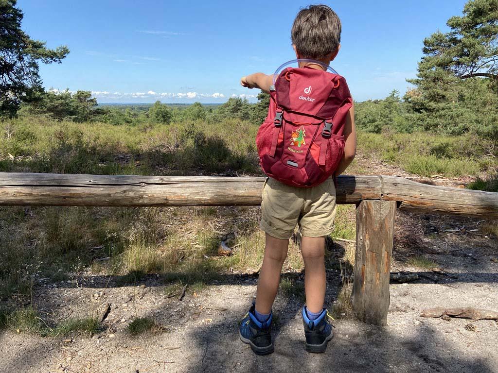 De Waldfuchs kinderrugzak is een kwalitatief hoogwaardige kinderrugzak én heeft een mooi design.