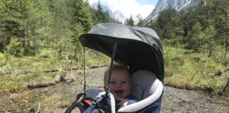 Onze dochter is letterlijk erg enthousiast over de Deuter Kid Comfort rugdrager.