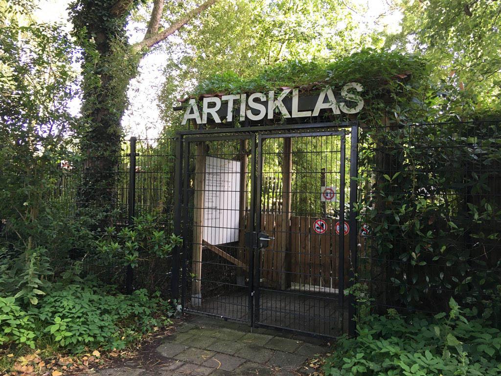 Officieel de kleinste dierentuin van Nederland: Artisklas.