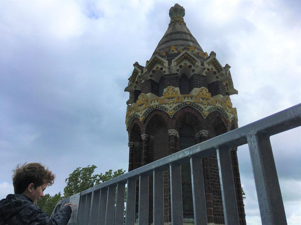 De KoepelKathedraal, een imposante blikvanger in Haarlem. Deze zomer (2020) kun je op het dak!