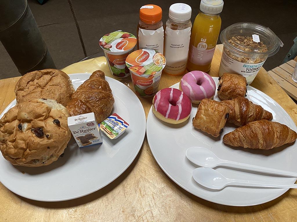 Prima ontbijtje