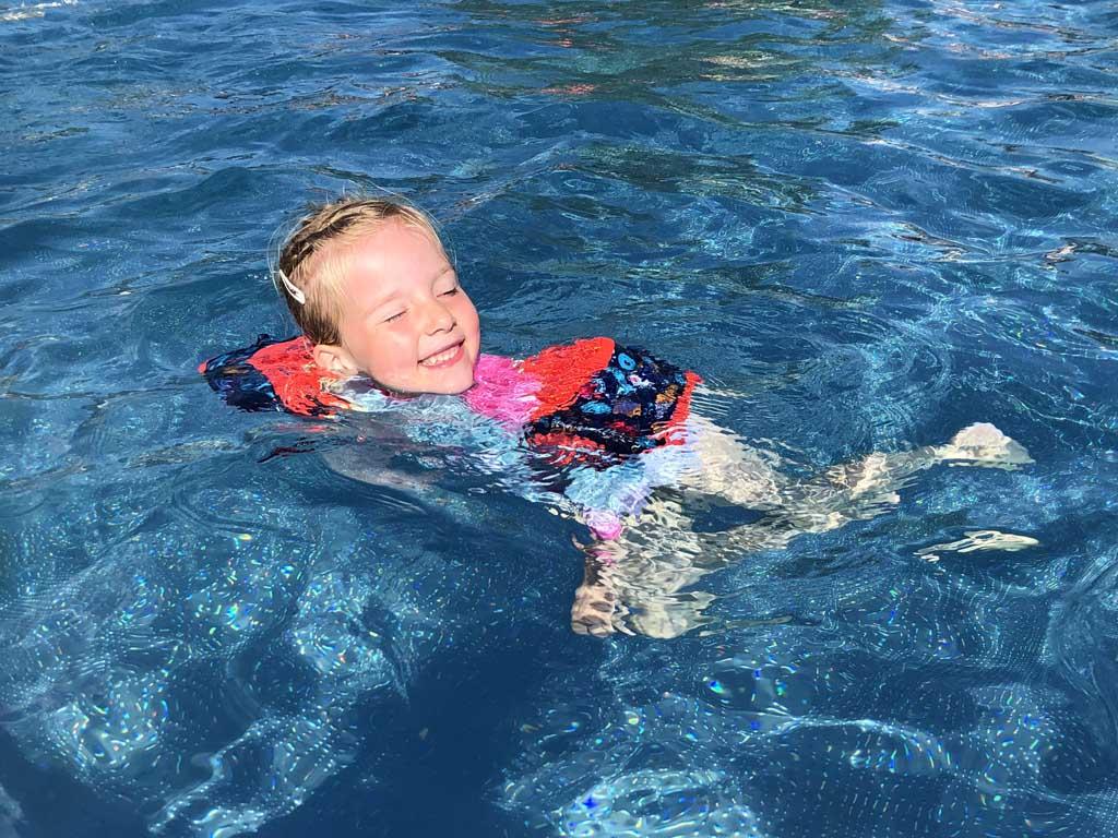 Zwemmen met de Tiswim is leuk!