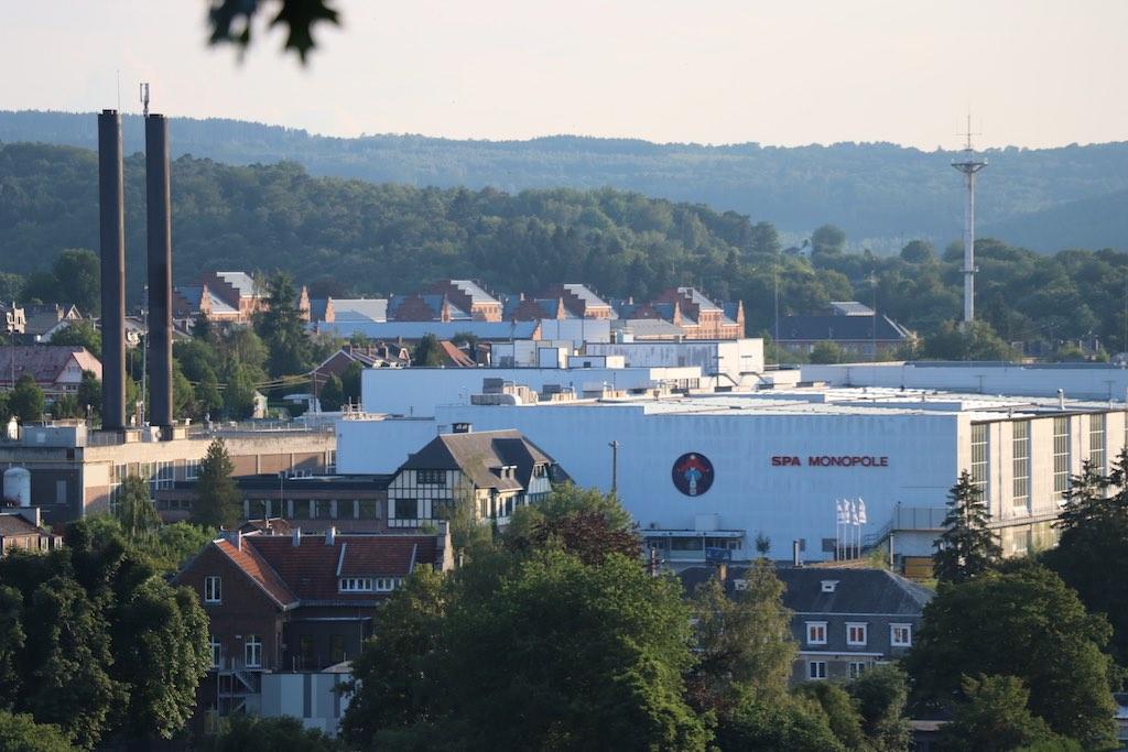 De Spafabrieken.