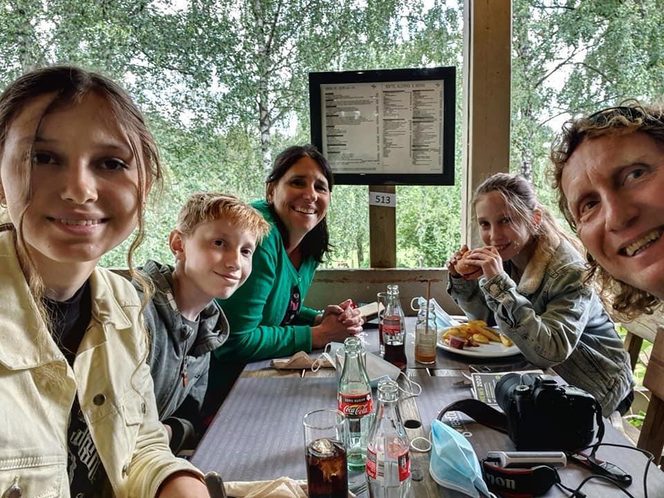 Bij de Forestia Bar kun je goed lunchen.