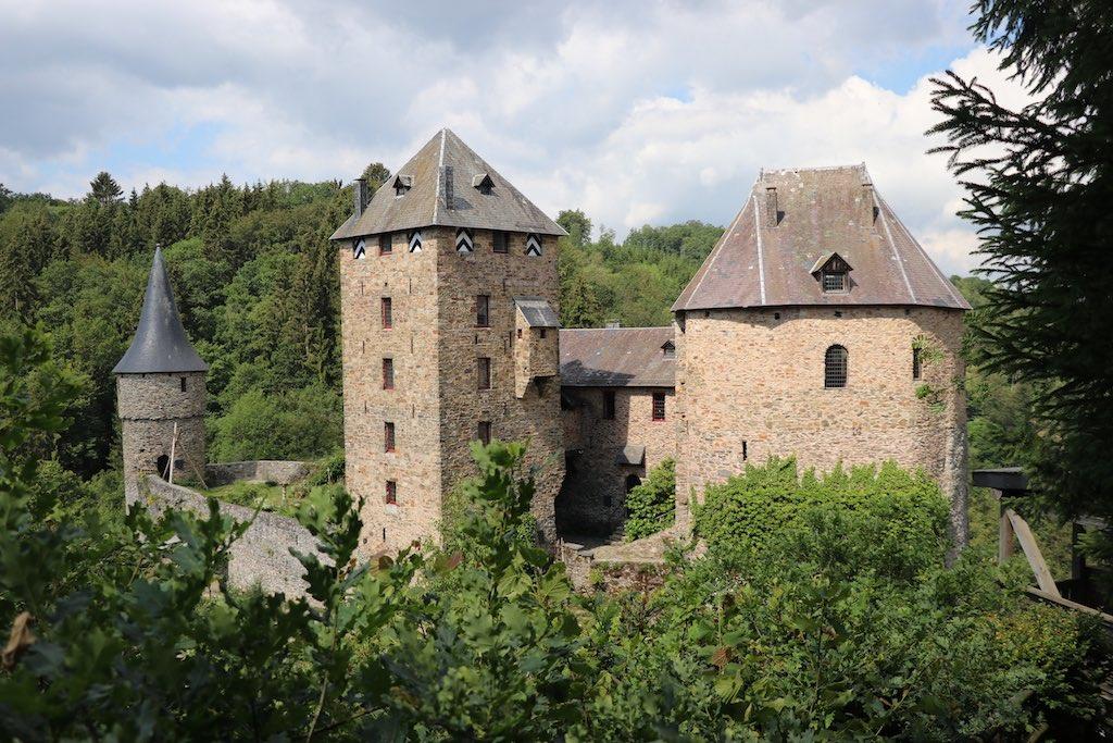 Prachtig kasteel Reinhardstein