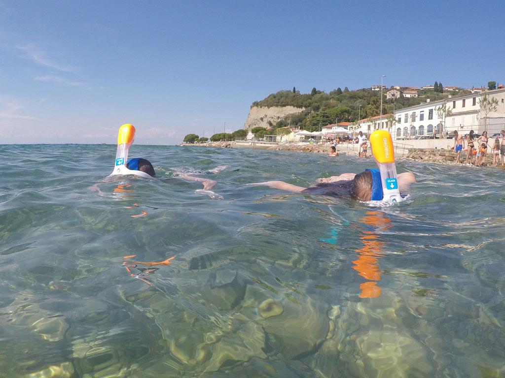 We hebben deze snorkelmaskers al jaren en nog steeds veel plezier van.