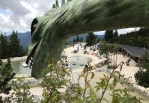 In Triassic Park draait alles om dino's!
