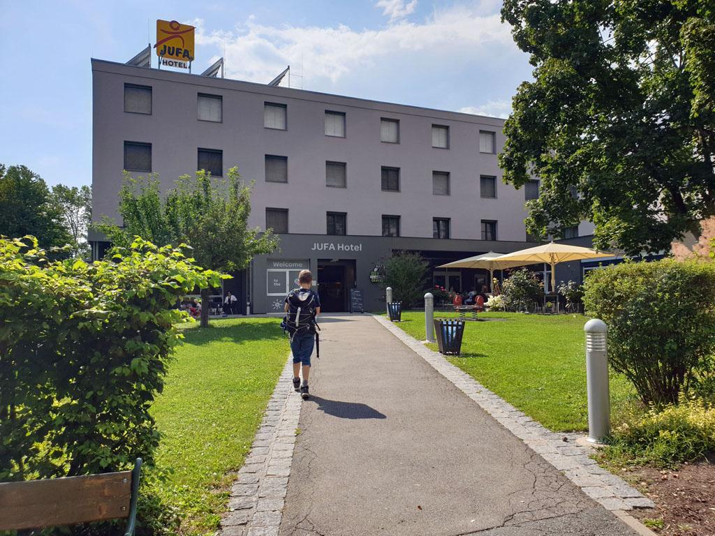 graz-met-kinderen-2JUFA Hotel Graz City, een ideaal hotel voor families