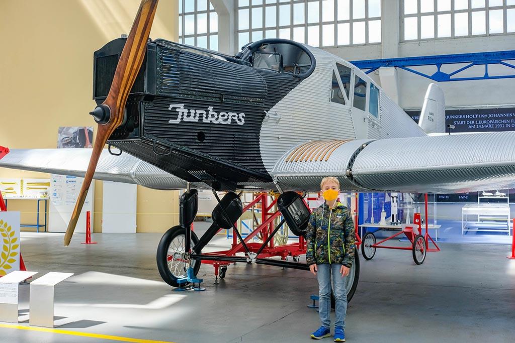 Wat een cool vliegtuig!