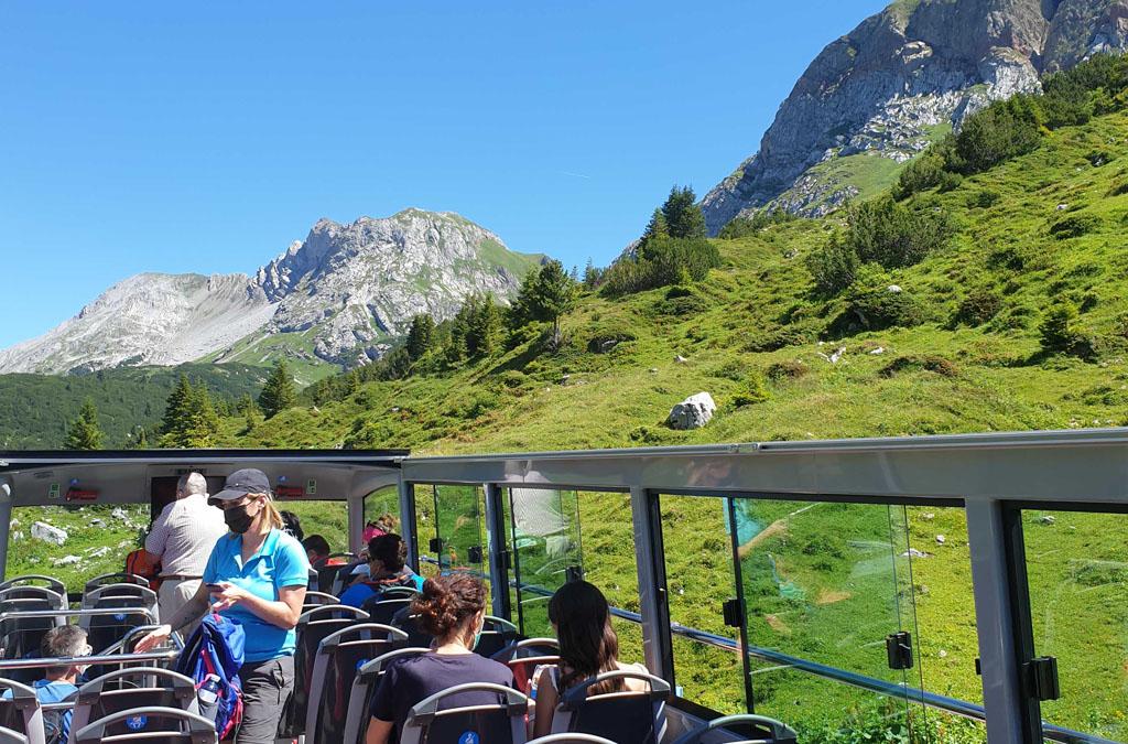 Een plekje op het bovendek is dan wel het leukste natuurlijk vakantie-lech-am-arlberg.16