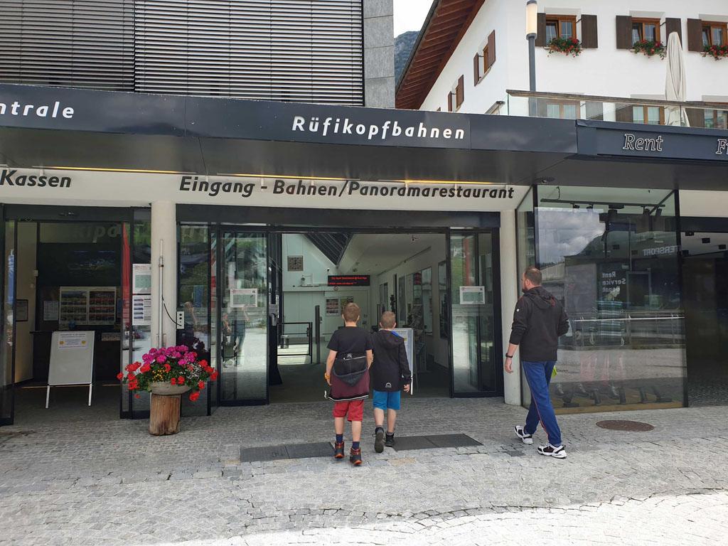 Met de kabelbaan naar de Rüfikopf vakantie-lech-am-arlberg.4
