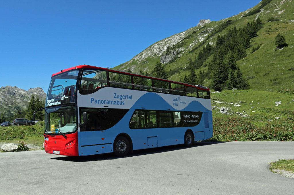 Met de Panoramabus gaan we naar de Formarinsee vakantie-lech-am-arlberg.49