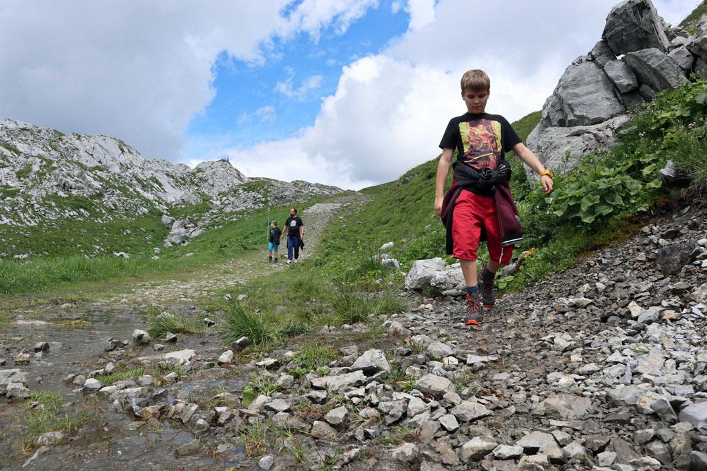 Tijd om op zoek te gaan naar de Monzabonsee vakantie-lech-am-arlbergI.39
