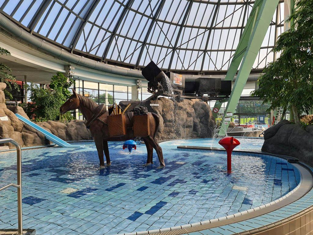 Voor de kleintjes is er een leuk peuterbad Duisburg-met-RUHR.TOPCARD-32